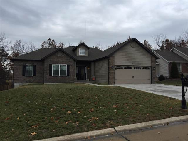 332 Rockport Drive, Troy, MO 63379 (#19087615) :: Clarity Street Realty