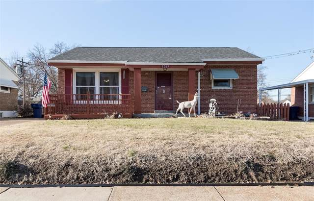 7027 Morganford Road, St Louis, MO 63116 (#19087663) :: St. Louis Finest Homes Realty Group
