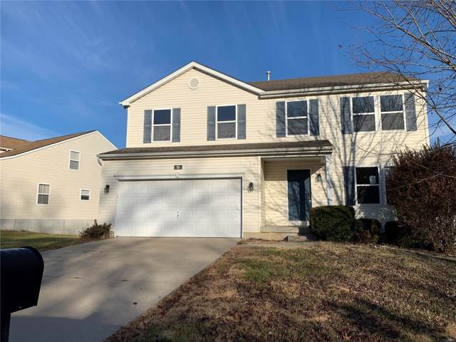 15 Westhaven Meadows, Belleville, IL 62220 (#19087665) :: Clarity Street Realty