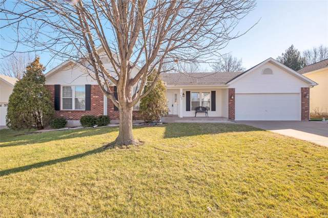 706 Cougar Creek Trail, Saint Peters, MO 63376 (#19087666) :: RE/MAX Vision