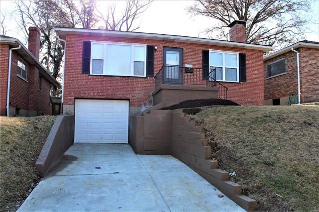 4104 Parker Avenue, St Louis, MO 63116 (#19087732) :: Clarity Street Realty