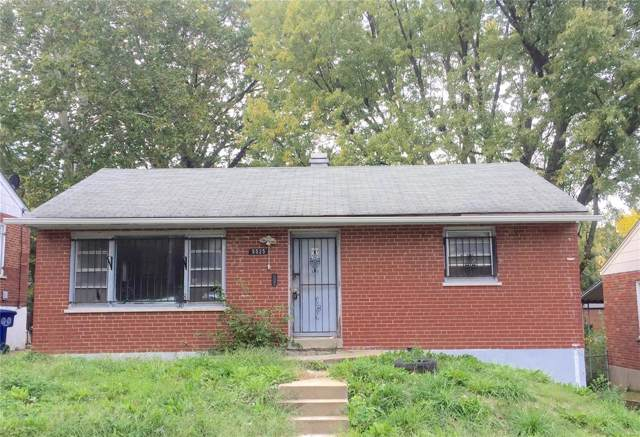 5525 Era Avenue, St Louis, MO 63136 (#19087749) :: St. Louis Finest Homes Realty Group