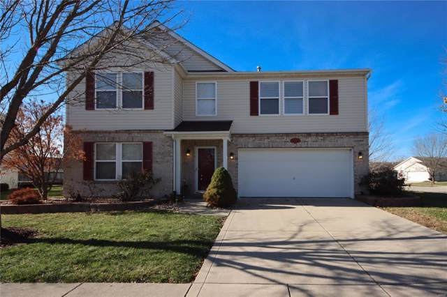 119 Falling Leaf Way, Mascoutah, IL 62258 (#19087761) :: Fusion Realty, LLC