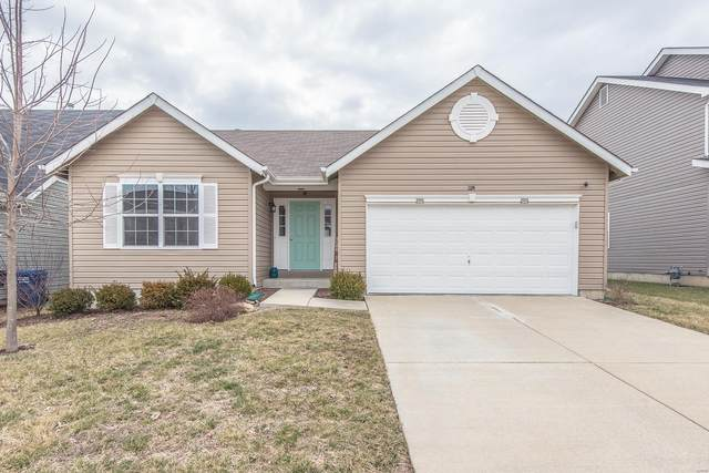 224 Pecan Bluffs Drive, Wentzville, MO 63385 (#19087764) :: Realty Executives, Fort Leonard Wood LLC