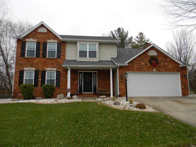 3 Jason Court, Edwardsville, IL 62025 (#19087767) :: RE/MAX Vision
