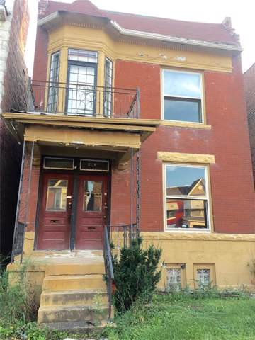 5352 Wells Avenue, St Louis, MO 63112 (#19087770) :: Clarity Street Realty
