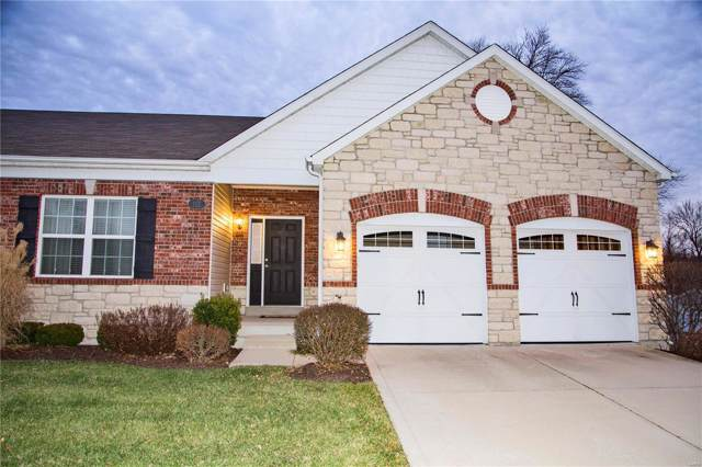 112 Amiot Court, Chesterfield, MO 63146 (#19087778) :: Peter Lu Team
