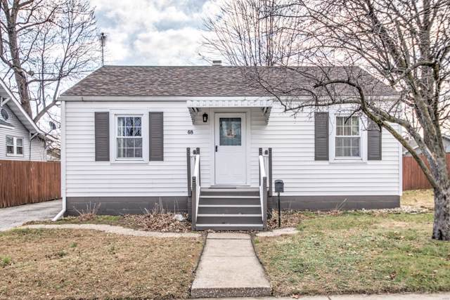 68 Eckhard Avenue, Wood River, IL 62095 (#19087786) :: RE/MAX Vision