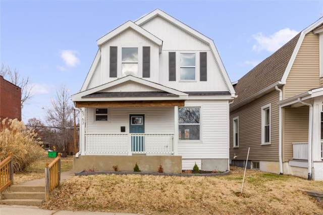 6763 Wise Avenue, St Louis, MO 63139 (#19087788) :: St. Louis Finest Homes Realty Group