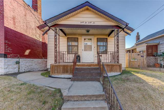 4246 Schiller, St Louis, MO 63116 (#19087792) :: Clarity Street Realty