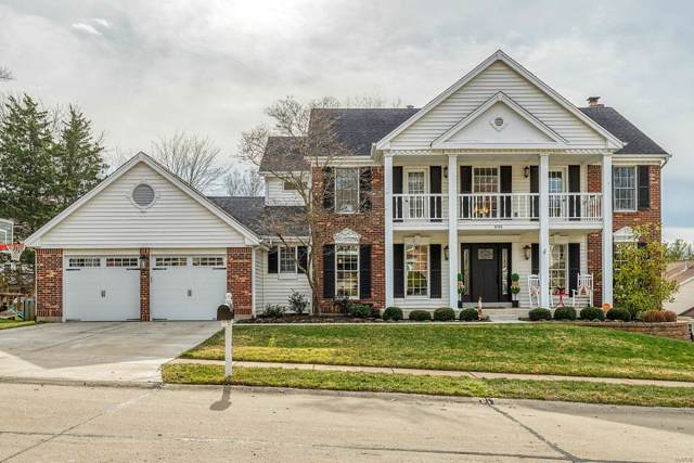 1606 Carman Grove Court, Manchester, MO 63021 (#19087794) :: Clarity Street Realty