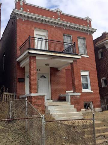 5865 Lotus Avenue, St Louis, MO 63112 (#19087816) :: RE/MAX Vision