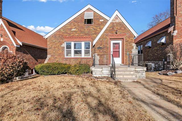 5729 Lindenwood Avenue, St Louis, MO 63109 (#19087839) :: Clarity Street Realty