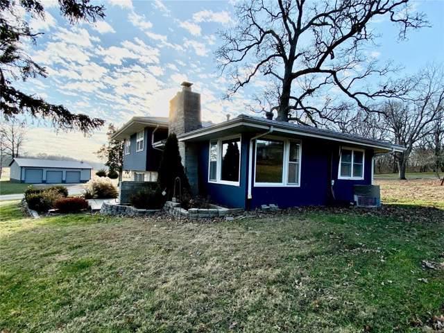14 Northwoods Circle, Hillsboro, IL 62049 (#19087858) :: Fusion Realty, LLC