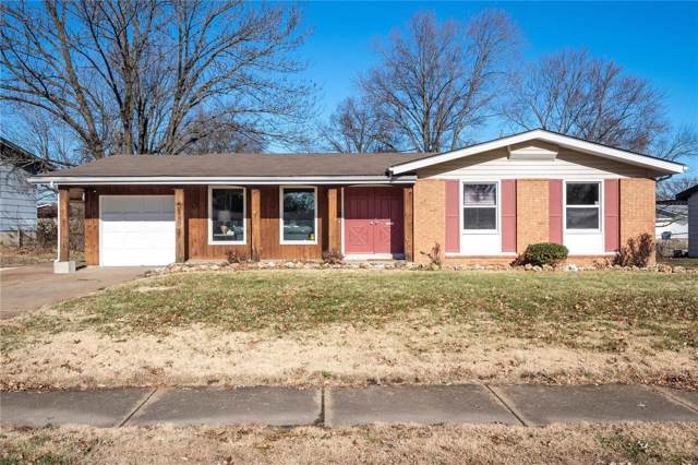 1635 Central Pkwy, Florissant, MO 63031 (#19087864) :: Clarity Street Realty