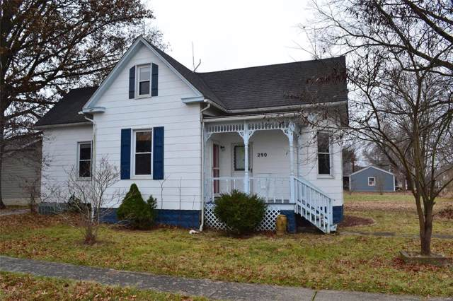 290 W 1st Street, BECKEMEYER, IL 62219 (#19087872) :: St. Louis Finest Homes Realty Group