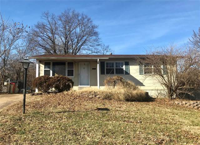 10805 Arnett, St Louis, MO 63123 (#19087880) :: Walker Real Estate Team
