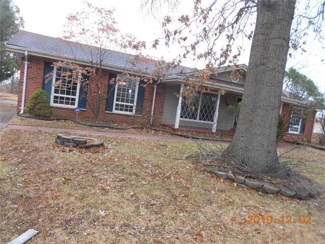 16 Club Grounds South, Florissant, MO 63033 (#19087912) :: Clarity Street Realty