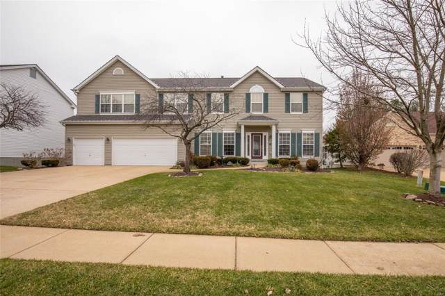 9544 Parkfield Place Drive, St Louis, MO 63126 (#19087921) :: Clarity Street Realty