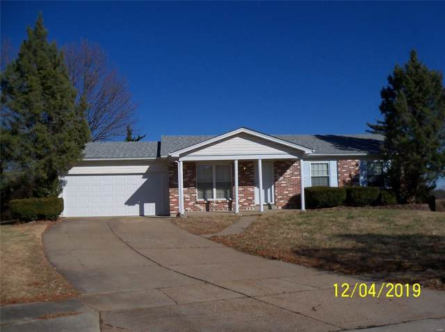 2579 Millvalley, Florissant, MO 63031 (#19087971) :: Clarity Street Realty