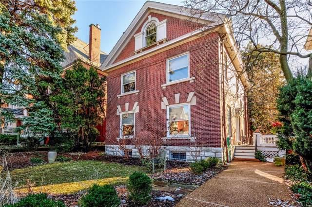 4622 Maryland Avenue, St Louis, MO 63108 (#19088002) :: Hartmann Realtors Inc.
