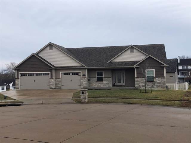52 Cherry Oaks Court, Wentzville, MO 63385 (#19088023) :: Clarity Street Realty