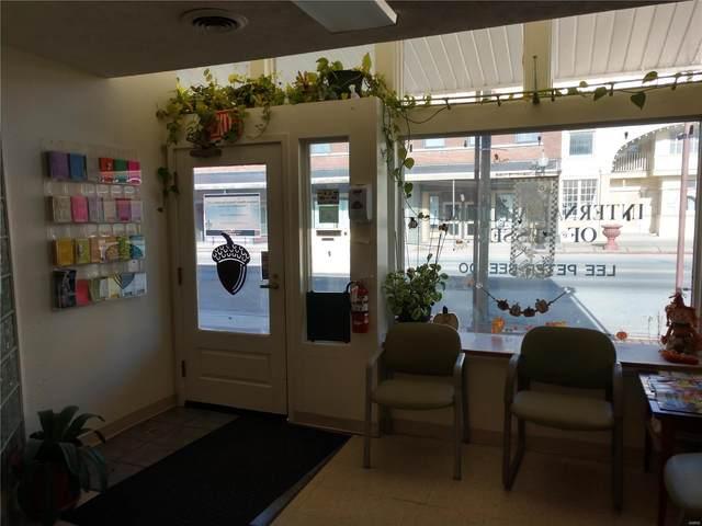 107 W Franklin Avenue, SESSER, IL 62884 (#19088096) :: Matt Smith Real Estate Group