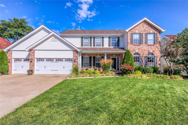 4050 Jacobs Landing, Saint Charles, MO 63304 (#19088174) :: Kelly Hager Group | TdD Premier Real Estate