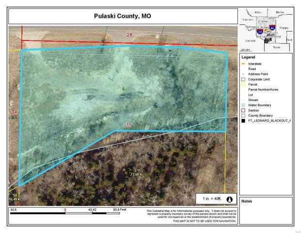 0 Highway 17, Waynesville, MO 65583 (#19088211) :: Matt Smith Real Estate Group