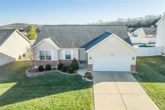 1022 William And Mary Court, Barnhart, MO 63012 (#19088377) :: Clarity Street Realty