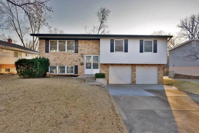 136 Oakside, St Louis, MO 63122 (#19088419) :: Clarity Street Realty