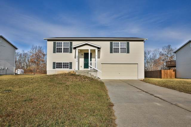 1035 Samwise Street, Wright City, MO 63390 (#19088486) :: Kelly Hager Group   TdD Premier Real Estate