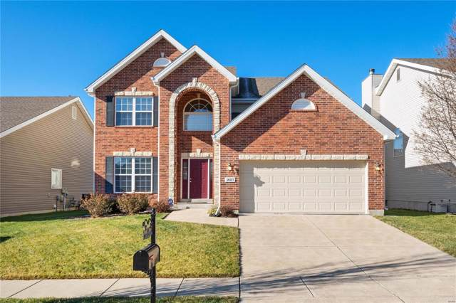 2037 Saint Madeleine Drive, Dardenne Prairie, MO 63368 (#19088498) :: Kelly Hager Group | TdD Premier Real Estate