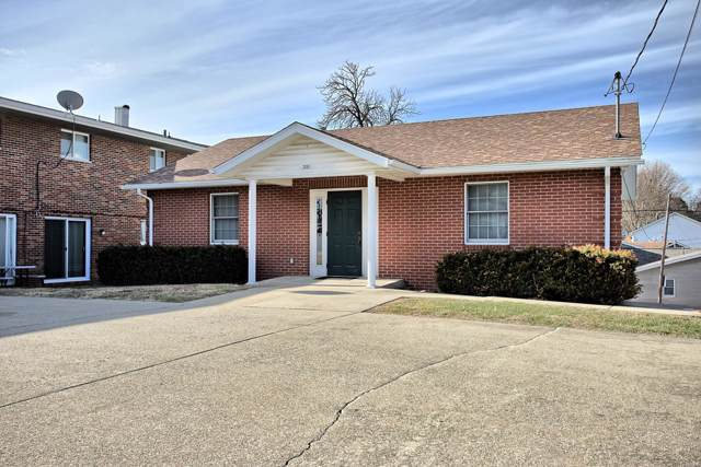 2135 North Center Street, Maryville, IL 62062 (#19088654) :: Hartmann Realtors Inc.