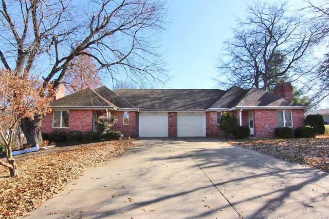 1506 Jessica Street, Cape Girardeau, MO 63701 (#19088677) :: Clarity Street Realty