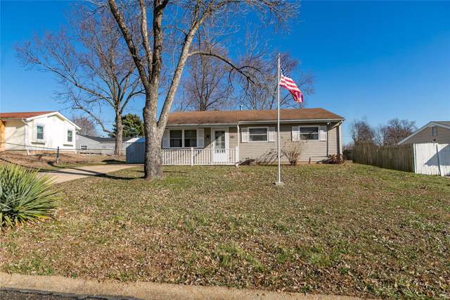 2248 Summit Drive, Arnold, MO 63010 (#19088732) :: Barrett Realty Group