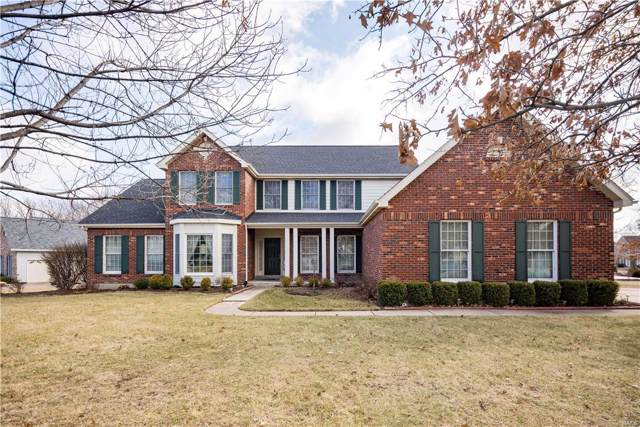 16819 Westglen Farms Drive, Wildwood, MO 63011 (#19088861) :: Clarity Street Realty