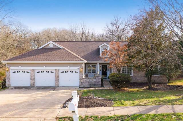 1734 Big Horn Basin Drive, Wildwood, MO 63011 (#19088865) :: Clarity Street Realty