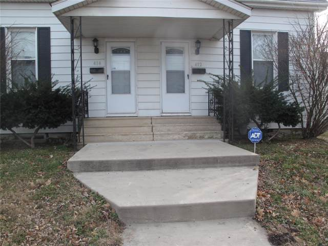 412 North Long Street, Caseyville, IL 62232 (#19088892) :: Hartmann Realtors Inc.