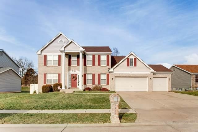 3457 Langford Lane, Shiloh, IL 62221 (#19088958) :: Fusion Realty, LLC