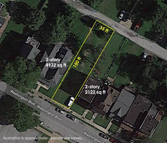 4165 Washington Boulevard, St Louis, MO 63108 (#19088993) :: Hartmann Realtors Inc.