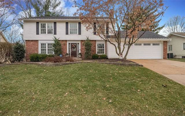 15476 Country Ridge Drive, Chesterfield, MO 63017 (#19088997) :: Clarity Street Realty
