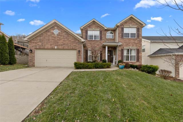 5516 Mirasol Manor Way, Eureka, MO 63025 (#19089019) :: Clarity Street Realty