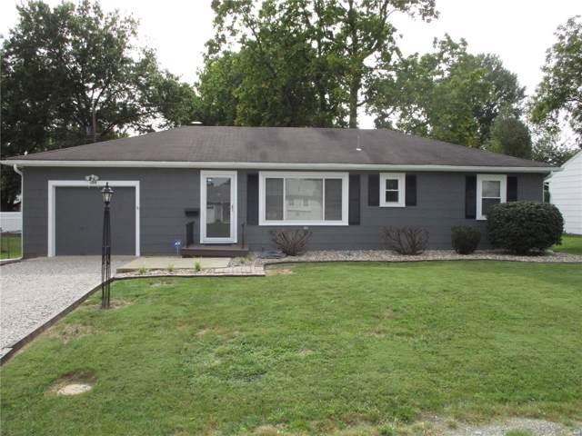 109 Colony Drive, Belleville, IL 62221 (#19089036) :: Hartmann Realtors Inc.