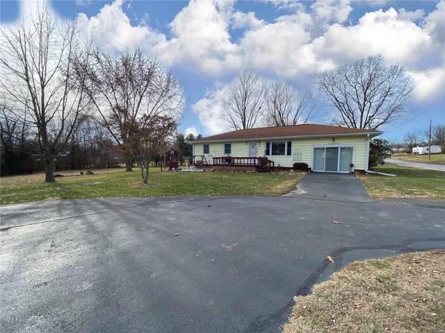 611 Seyborn Avenue, Hillsboro, IL 62049 (#19089082) :: Fusion Realty, LLC