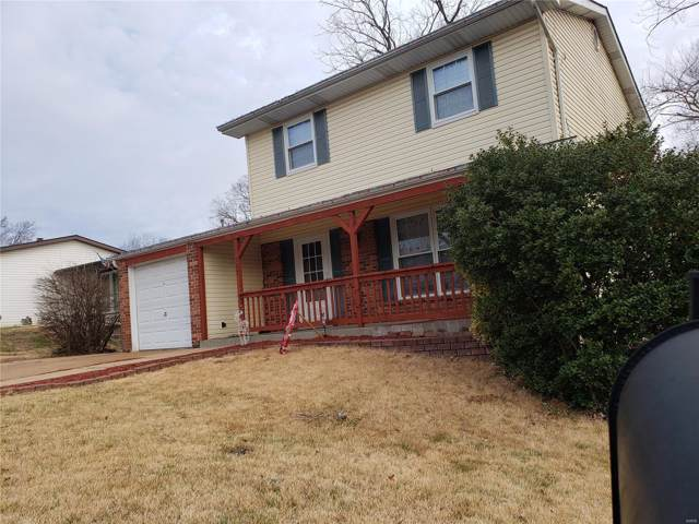 1765 Dandridge, Barnhart, MO 63012 (#19089102) :: Clarity Street Realty