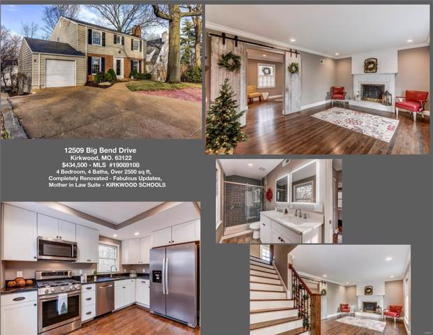 12509 Big Bend, St Louis, MO 63122 (#19089108) :: Clarity Street Realty
