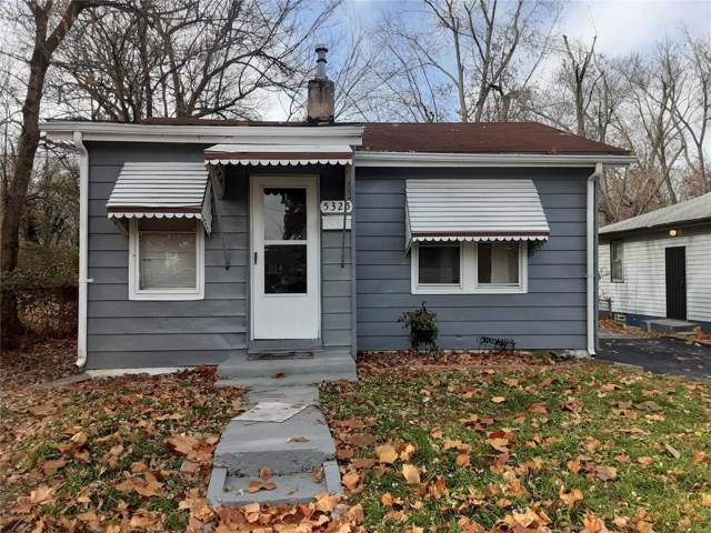 5325 Hamilton, St Louis, MO 63136 (#19089122) :: The Becky O'Neill Power Home Selling Team