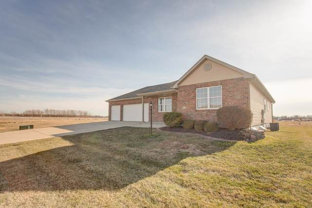 131 George Bush, Troy, IL 62294 (#19089123) :: Clarity Street Realty