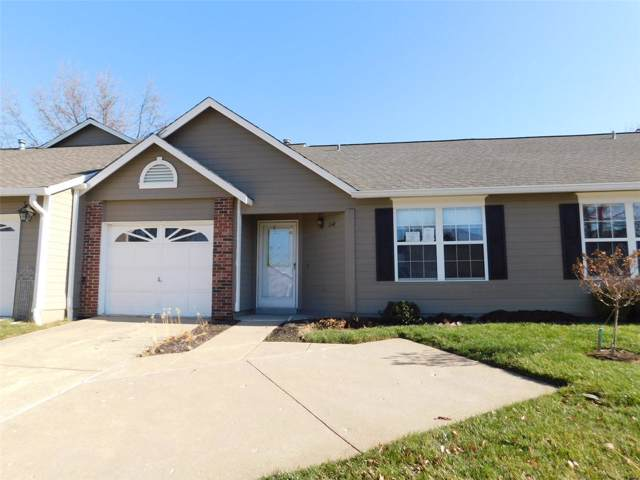 1248 Shirley Ridge Drive 7C, Saint Charles, MO 63304 (#19089129) :: RE/MAX Vision